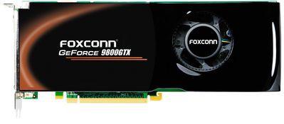 Foxconn: trzech muszkieterów na GeForce 9800GTX