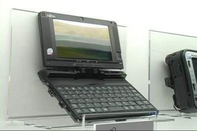 Nowa wersja UMPC Fujitsu