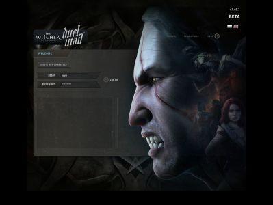 Gra online Wiedźmin: DuelMail na dniach