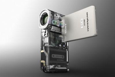 Maleńka kamera HD od Sony