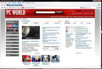 Widok na nową witrynę PC World Komputera. Ten materiał też możesz na niej przeczytać!