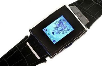 Mobile Wrist Watch Phone