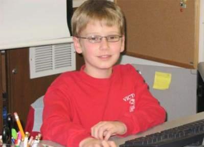 Jon Penn - małoletni admin szkolnej sieci