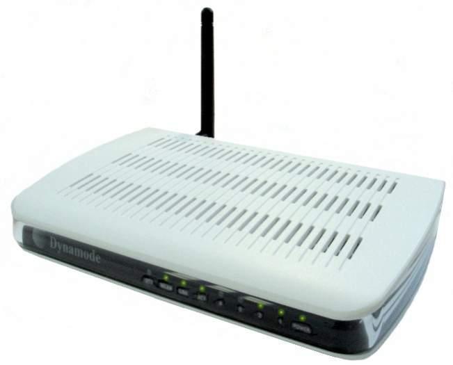 Router Dynamode R-ADSL-C4W-G2