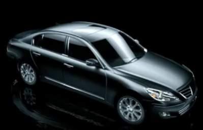 Hyundai Genesis (model 2008)