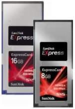 SanDisk SxS ExpressCard