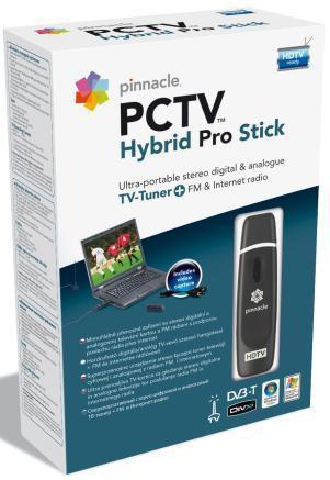 PCTV Hybrid Pro Stick 340e