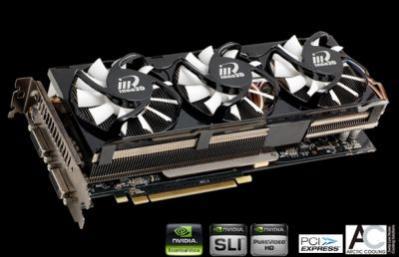 GeForce 9800 GTX Accelero Xtreme