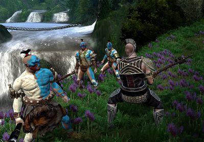 Zapisy na beta Age of Conan największe w historii MMO