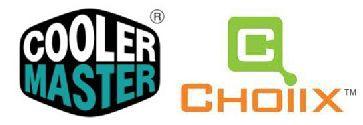 Logo firm Choiix i Cooler Master