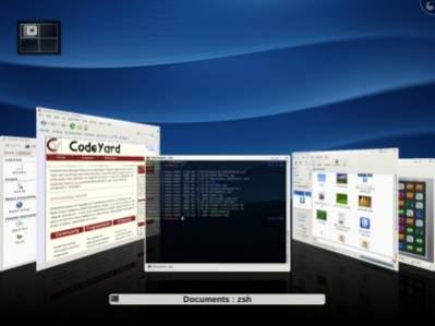 KDE 4.1 (źródło: KDE.org)