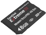 Extreme III Memory Stick PRO-HG Duo