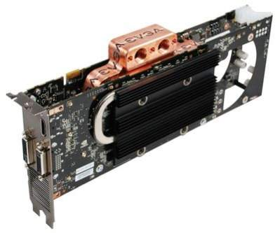 e-GeForce 9800 GX2 Hydro Copper 18 1024MB