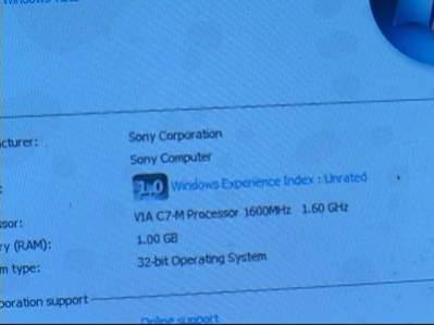 Z opisu wynika, że urządzenie będzie sprzedawane pod marką Sony
