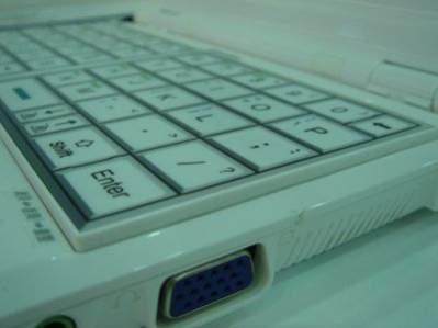 Dotykowa klawiatura urządzenia