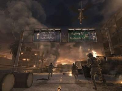 Niestety takich obrazków nie ujrzymy w Call of Duty: World at War