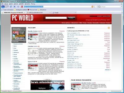 Firefox 3 w Viście