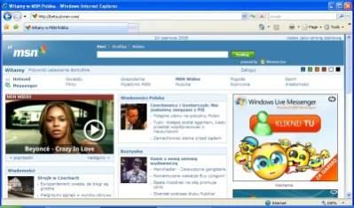 Portal MSN.pl