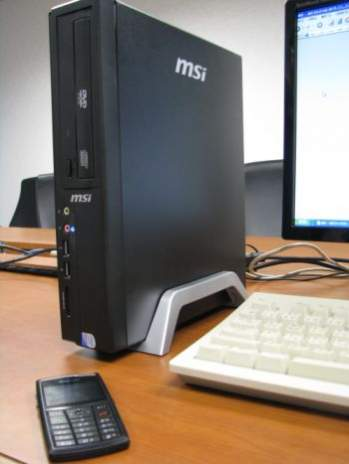 MSI Wind Desktop