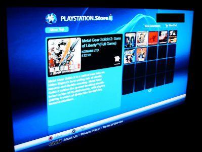 Sony: Nie będzie gier na PS2 na PlayStation Store
