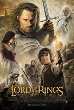 Władca Pierścieni; Powrót Króla - plakat kinowy
