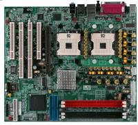 Pierwsza płyta dla 64-bitowego Xeona