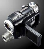 DuoCam VP-D6050i: kamera mini-DV z cyfrówką