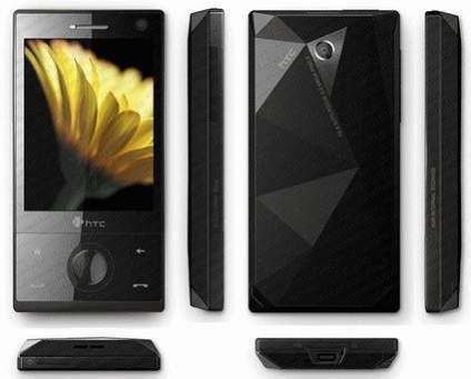 HTC Touch Diamond to bardziej przenośny komputer, niż telefon komórkowy.