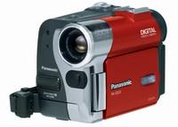 6 minikamer Panasonica