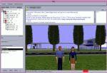 Virtual Universe 0.49 BETA - randka w cyberprzestrzeni