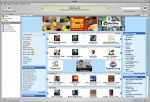 Główne okno iTunes 4.5