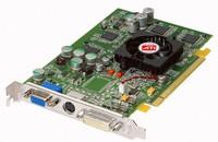 karta ATI Radeon X600