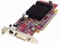 Karta ATI Radeon X300 do obudów BTX