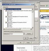 Instrukcja wyłšczenia skryptów w przeglšdarce Internet Explorer