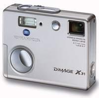 Minolta Dimage X31