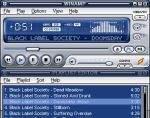 Odtwarzacz MP3 Winamp 5.03c