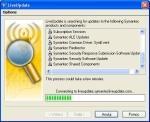 LiveUpdate w programie Norton Antivirus 2005 Beta
