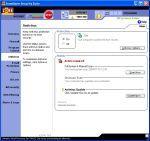 Moduł ochrony antywirusowej pakietu ZoneAlarm Security Suite