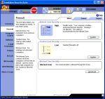 Najbardziej znana funkcjonalność ZoneAlarm Security Suite - firewall