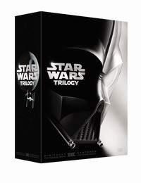 Okładka Star Wars Trilogy