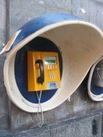 Żółty telefon TP SA