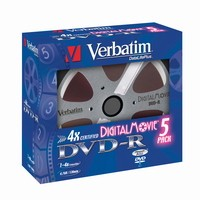 Filmowe płyty Verbatim