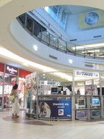 Optimus w centrach handlowych