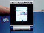 Samsung: VGA w 2,6-calowym LCD