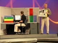 Pierwsza publiczna prezentacja procesora z technologią VT