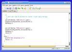 Kpad 1.0 - edytor tekstu w środowisku KDE