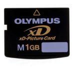 Karta pamięci xD-Picture Card o pojemności 1 GB