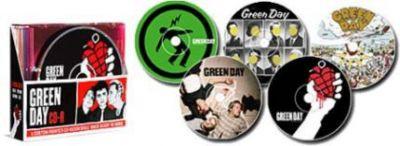 Czyste płyty oferowane przez Green Day