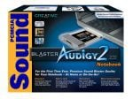 Sound Blaster Audigy 2 ZS Notebook