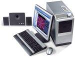 Cyfrowy dom z komputerami  Acer Aspire RC950